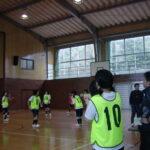 球技大会 2008 12月①