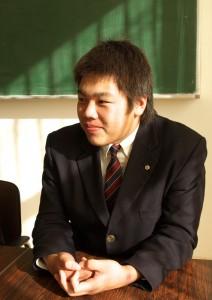 主将田村翔君