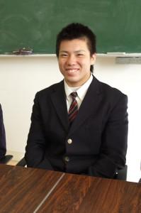 フォワードリーダー角田君