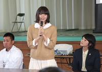 森田奈々さん(平成23年卒)