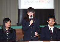 飛弾美紗都さん(1年智翠館特別)