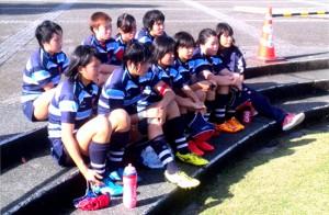 20151114横浜市女子セブンズB2年生