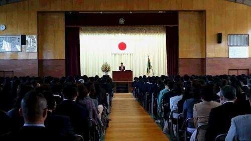20160303卒業式