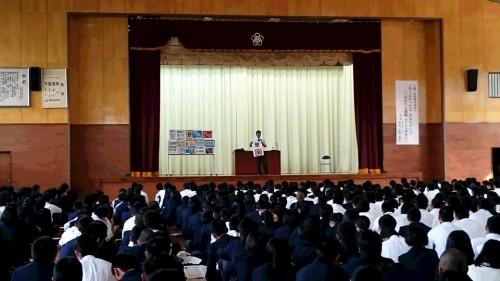 20161020人権同和教育講演会