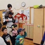 野球部 野球教室を開催